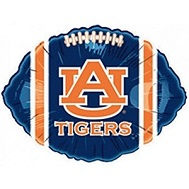 "18"" Collegiate Football Auburn University Tigers"