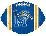 "18"" Collegiate Football University Of Memphis"