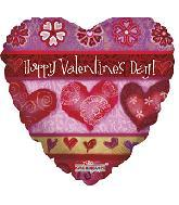 "36"" Valentine&#39s Day Delight Balloon"
