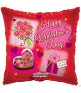 "18"" Valentine&#39s Day Presents Balloons"