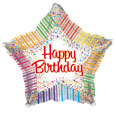 Happy Birthday Wholesale Balloons