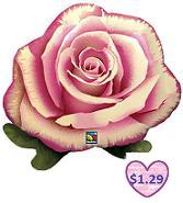 "22"" Hybrid Tea Rose Balloon"