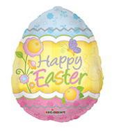 "9"" Airfill Easter Decorative Egg"