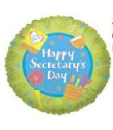 "9"" Airfill Happy Secretary&#39s Day Paperclips M421"