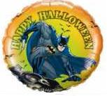 "18"" Happy Halloween Batman"