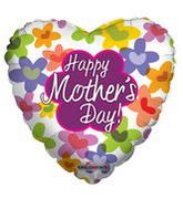 "36"" Happy Mother&#39S Day Tissue Paper Flowers"
