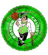"18"" NBA Basketball Boston Celtics"