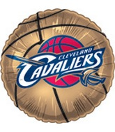 "18"" NBA Basketball Cleaveland Cavaliers"