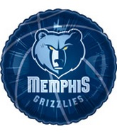 "18"" NBA Basketball Memphis Grizzlies"