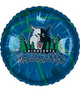 "18"" NBA Basketball Minnisota Timberwolves"
