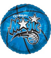 "18"" NBA Basketball Orlando Magic(Slightly Damaged)"