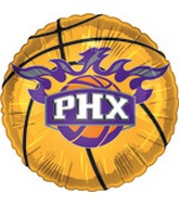 "18"" NBA Basketball Phoenix Suns"