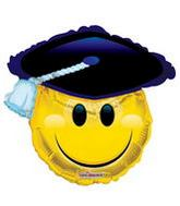 "28"" Smileys Gard Shape Balloon"