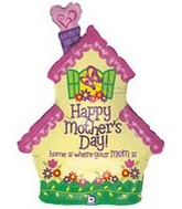 "35"" Home is Where the Mom Is... Mother&#39s Day"