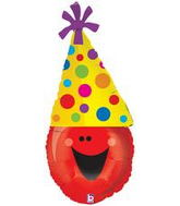 Jumbo Fun Hat Joe Balloon