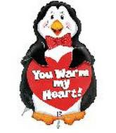 "25"" Warm My Heart Penguin"