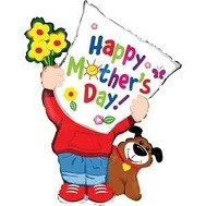 "33"" Happy Mother&#39s Day Sign"