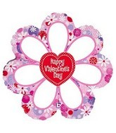 "23"" Showers of Love HVD Daisy SuperShape"