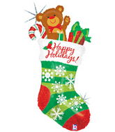 Jumbo Christmas Stocking Balloon