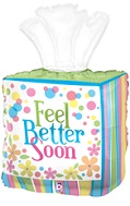 Feel Better Tissue Box 33""