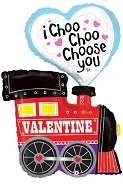 "44"" Valentine, I Choo Choo Choose You"
