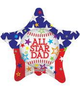 "22"" All Star Dad"