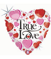 "18"" True Love Balloon"