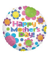 "18"" Retro Mother&#39s Day Balloon"
