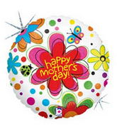 "18"" Springtime Mother&#39s Day Balloon"
