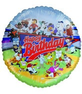 "18"" MLB Mascot Birthday"