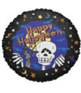 "4.5"" Airfill Halloween Skeleton M196"