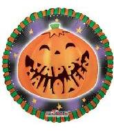"18"" Funny Pumpkin Happy Halloween Teeth"
