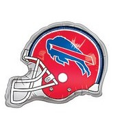 "33"" Buffalo Bills Helmet (B55)"