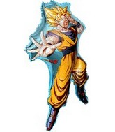 "40"" Goku Full Body Shape"