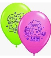 "11"" Assorted Disney Lizzie Mcguire 25 Pack"