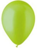 "12"" Pearl Lime Green Latex 100&#39s"