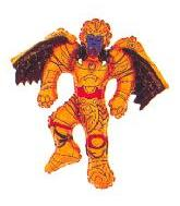"17"" Airfill Power Ranger Goldar Shape M547"