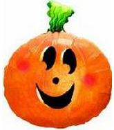 "32"" Smiling Pumpkin"