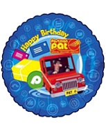 "18"" Happy Birthday Postman Pat"