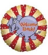 "18"" Welcome Back Elephant"