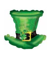 "10"" X 12"" Airfill Only Leprechaun Hat"
