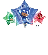"17"" Airfill Only PJ Masks Balloon (no stick)"