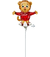 "11"" Airfill Only Daniel Tiger's Neighborhood Balloon"