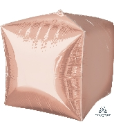 "15"" Jumbo Rose Gold Balloon"