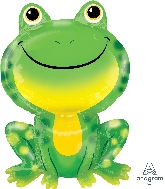 "24"" Jumbo Cute Mr. Froggy Balloon"