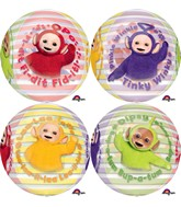 "16"" Jumbo Teletubbies Orbz Balloon"