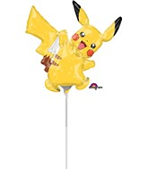Airfill Only Pikachu Balloon Pokemon