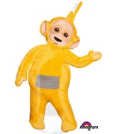 "41"" Jumbo Teletubbies Laa Laa Balloon"