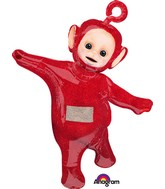 "43"" Jumbo Teletubbies Po Balloon"