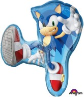 "33"" Jumbo Sonic the Hedgehog Balloon"